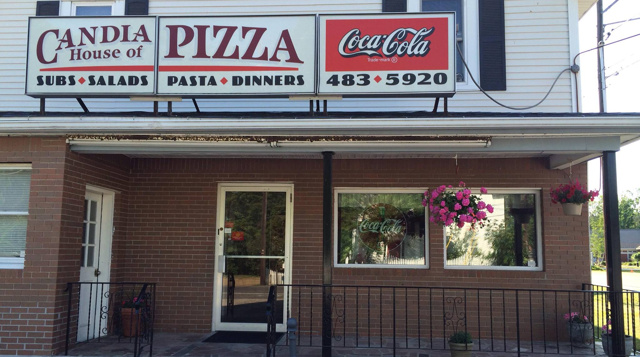 Candia House of Pizza in Candia, New Hampshire